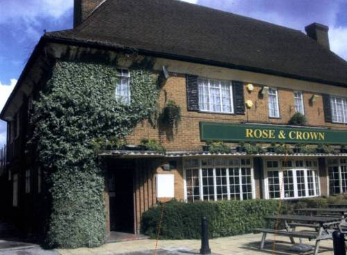 Rose & Crown in 2004