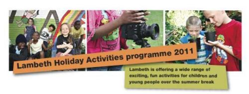 Holiday Activities 2011