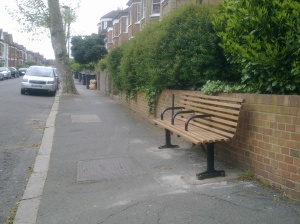 new benches