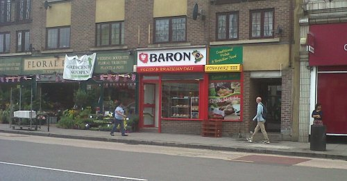 Baron for speciality Brazilian & Polish food
