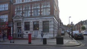 Nat West Branch in West Norwood - now closed