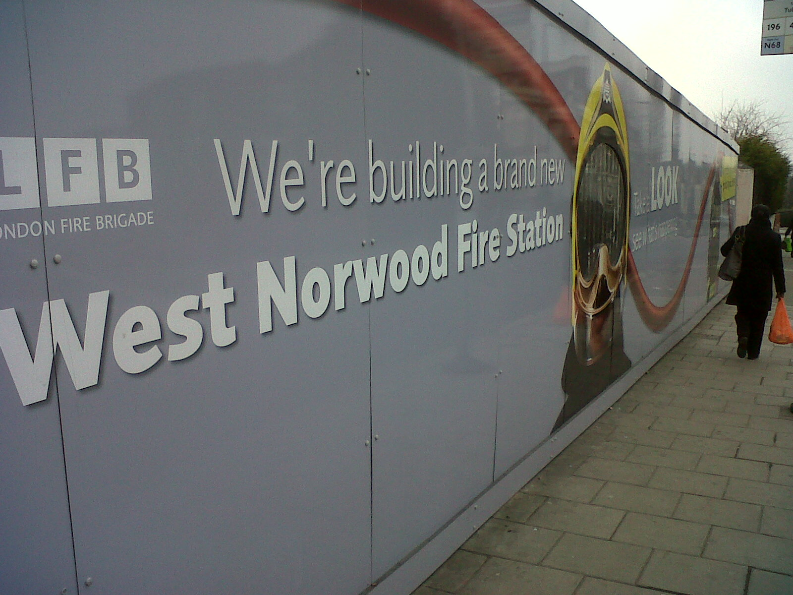 Fire Station West Norwood News