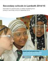 Secondaryschoolsbooklet