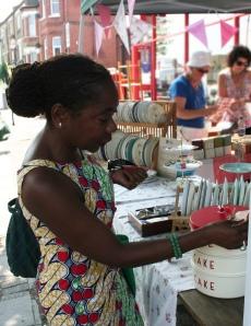 Sonia Winifred at Retro Village