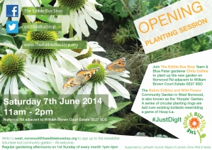 EBS West Norwood Opening Invite 2014