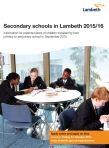 sec schools 2015-16