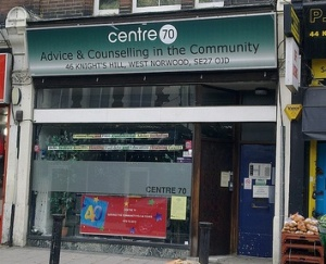 West Norwood's Advice centre