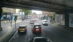 Tulse Hill station bridge