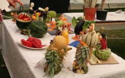 country show veg