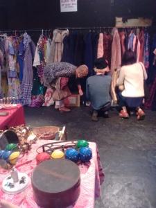 Costume & props sale