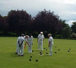 Bowls at Ryecroft Road