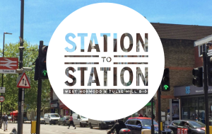 Station to station graphic